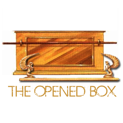 Terrell Explains The Reason 7 Minute Ministries changed to The Opened Box