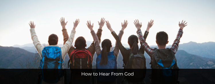 Theology Thursdays – How to Hear From God