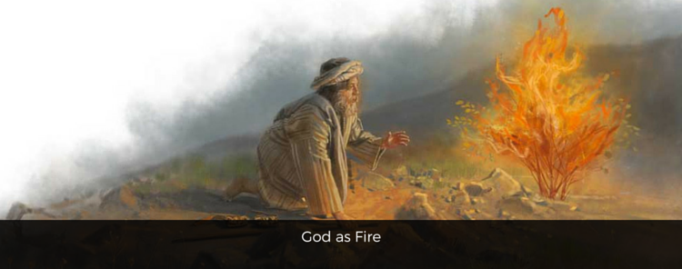 Theology Thursdays – God as Fire